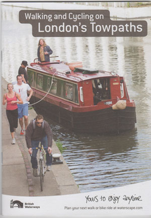 Walking & Cycling on London's Towpaths With James Stevenson and Andy Hackett
